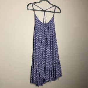 Urban Outfitters Out From Under trapeze slip dress